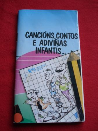 Canci�ns, contos e adivi�as infant�s... - Varios autores