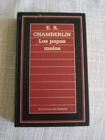 Los papas malos - Chamberlin, E. R.
