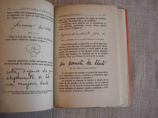 Historia de la Escritura y Grafolog�a - Ras, Matilde