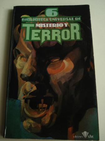 BIBLIOTECA UNIVERSAL DE MISTERIO Y TERROR, Nº 6