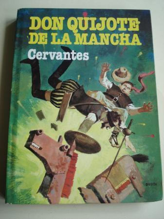 Don Quijote de la Mancha (Adaptación de Flores Lázaro)