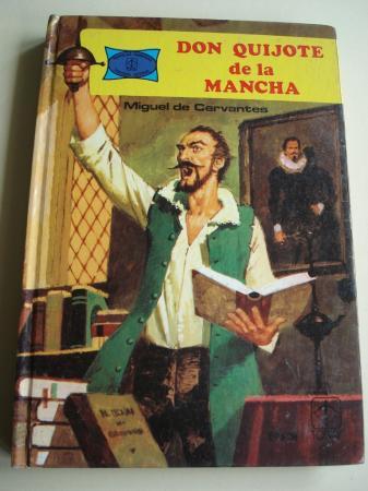 Don Quijote de la Mancha (Adaptación literaria: E. Sotillos)