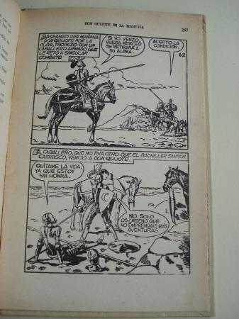 Don Quijote de la Mancha (Adaptación de J. Such Carbonell)