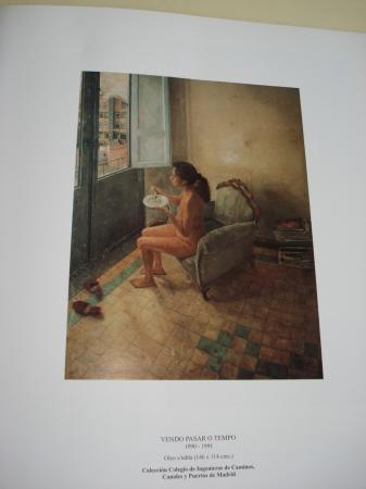 CARLOS GONÇALVES DURÂO. Catálogo Exposición Casa de Galicia en Madrid, 1996