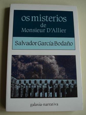 Os misterios de Monsieur D´Allier
