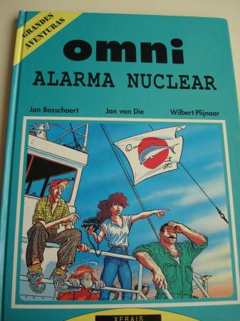 Omni alarma nuclear