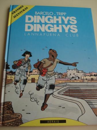 Dinghys Dinghys. Lannapurna Club