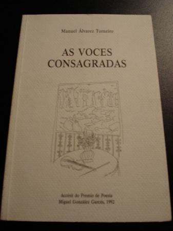 As voces consagradas