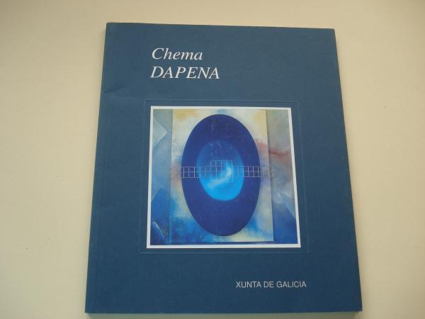 CHEMA DAPENA. Visións de luz. Catálogo Exposición.