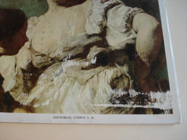 Piazzetta. Pinacoteca de los genios, Nº 100