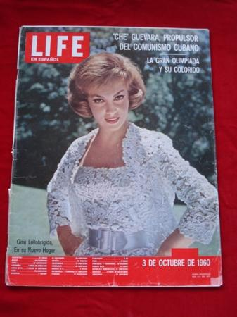 Revista LIFE en español. 03/10/1960