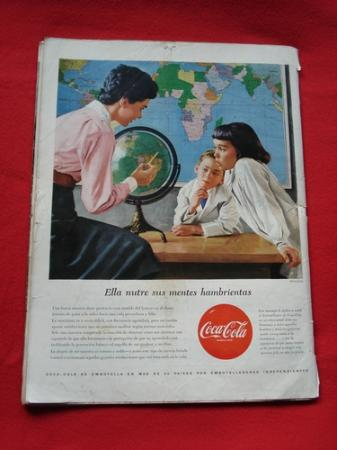 Revista LIFE en español. 21/05/1956