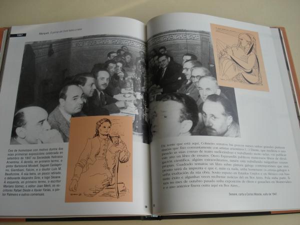 Seoane 1910-1979. Unha fotobiografía (Colaboracións de Xosé Neira Vilas, Xavier Seoane e Xosé Luís Axeitos)