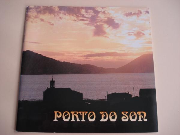 Porto do Son. Guía turística con mapa independente despregable (Bilingüe castellano-galego)