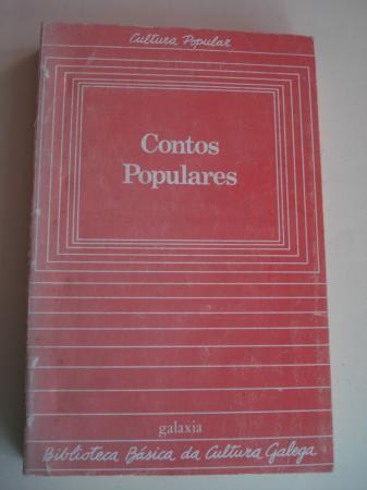 Contos Populares (Selección de Maruxa Barrio e Enrique Harguindey)