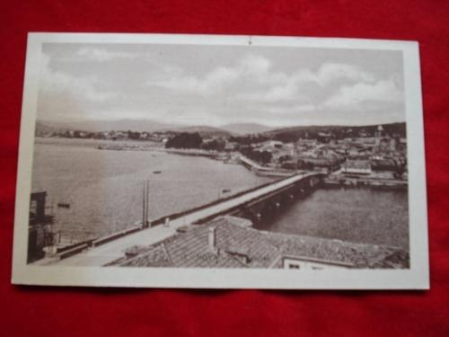 Tarxeta postal: Noia (Noya)- Vista parcial. 1920
