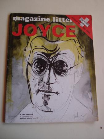 Magazine littéraire nº 161. JOYCE (Idioma francés)