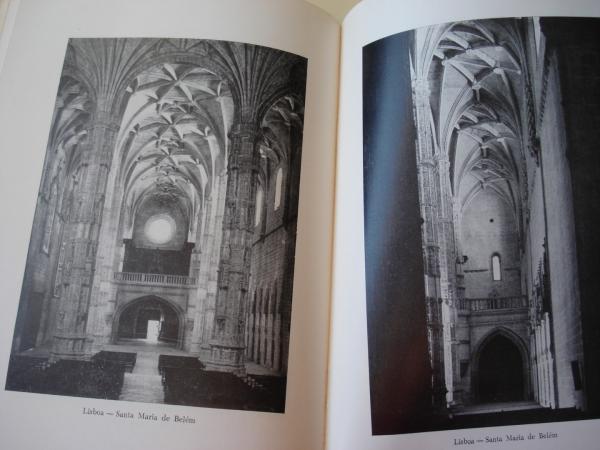Igrejas portuguesas do Gótico final. Exposiçâo de fotografias. Textos en portugués