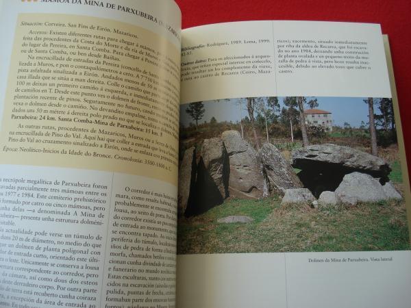 Arqueoloxía de Galicia. Itinerarios polo pasado