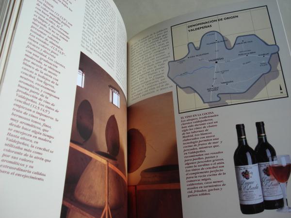 Curso de vinos españoles