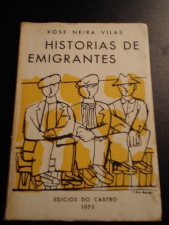 Historias de emigrantes (2ª edición)