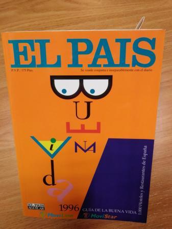 Guía de la buena vida. El País 1996