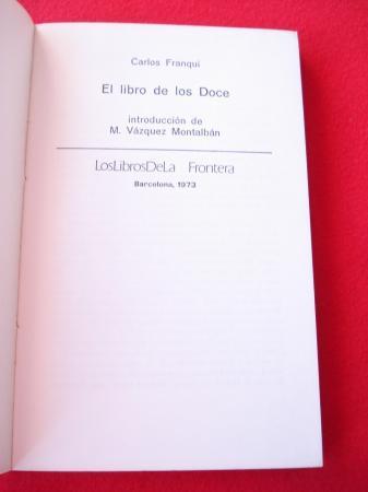 El libro de los doce `Las verdaderas voces de la revolución cubana´