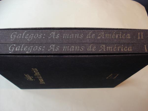 Galegos: As mans de América