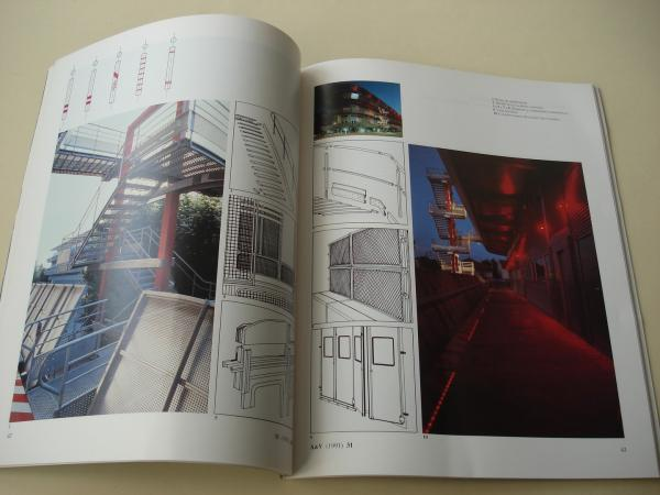 A & V Monografías de Arquitectura y Vivienda nº 31. Jean Nouvel 1981-1991