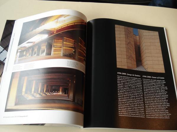 A & V Monografías de Arquitectura y Vivienda nº 85. Cruz & Ortiz 1975-2000