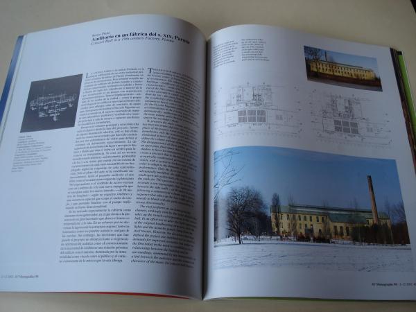 A & V Monografías de Arquitectura y Vivienda nº 98. Nueva vieja Europa. New Old Europe
