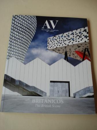 A & V Monografías de Arquitectura y Vivienda nº 107. Británicos. The British Scene