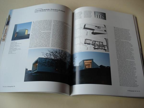 A & V Monografías de Arquitectura y Vivienda nº 120. Casa nuestra. Iberian Houses