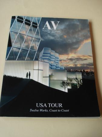A & V Monografías de Arquitectura y Vivienda nº 122. Usa tour. Twelve Works, Coats to Coats
