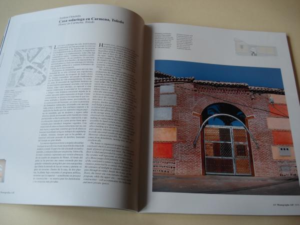 A & V Monografías de Arquitectura y Vivienda nº 145. CASAS EN DETALLE. Houses in Detail