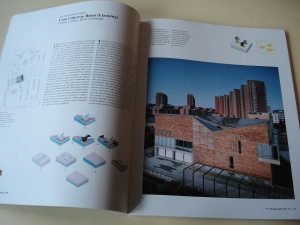 A & V Monografías de Arquitectura y Vivienda nº 150. MADE IN CHINA