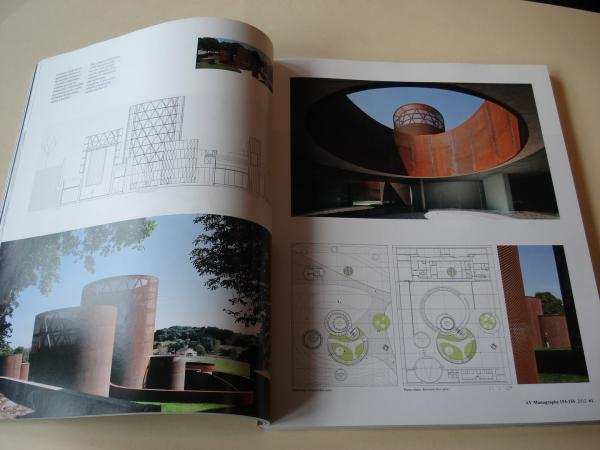 A & V Monografías de Arquitectura y Vivienda nº 153-154. ESPAÑA 2012. Spain Yearbook