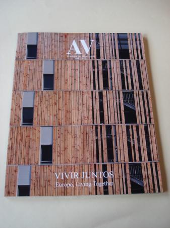 A & V Monografías de Arquitectura y Vivienda nº 156. VIVIR JUNTOS. Europe, Living Together