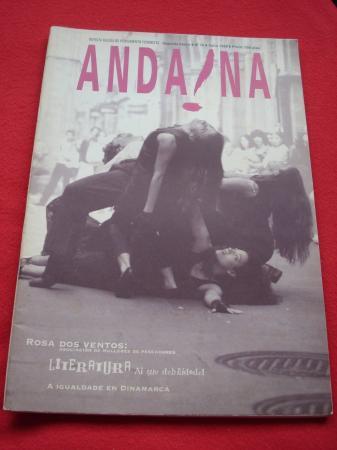 ANDAINA. Revista Galega de Pensamento Feminista. 2ª época. Nº 15. Xullo 1996