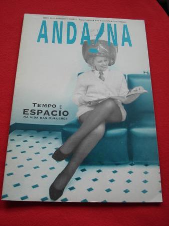 ANDAINA. Revista Galega de Pensamento Feminista. 2ª época. Nº 14. Abril 1996
