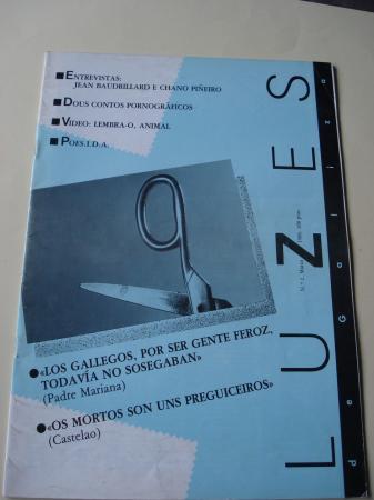 Luzes de Galiza. Nº 2 marzo 1986