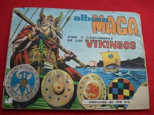 Vida y Costumbres de los Vikingos