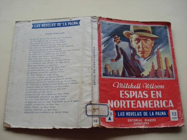 Espías en Norteamérica