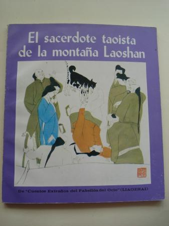 El sacerdote taoista de la montaña Laoshan