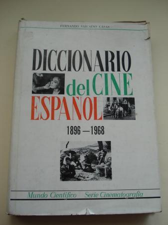 Diccionario del cine español 1896-1968