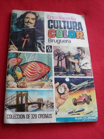 ENCICLOPEDIA CULTURA COLOR