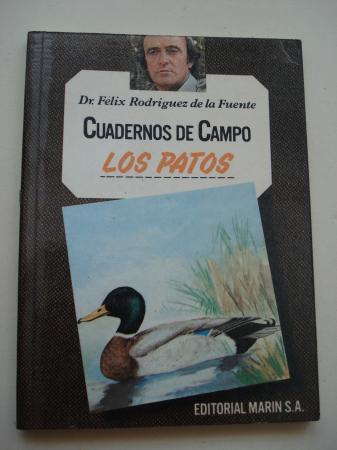 Los patos. Cuadernos de campo, nº 25