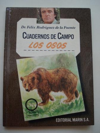 Los osos. Cuadernos de campo, nº 57