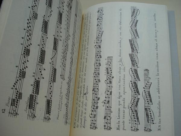 Sobre el Mester español de Violería (Siglos XVII-XIX), Cuadernos de `Música en Compostela´, Vol. VII (Con partituras). Con Apéndice facsímil de `Tratado o Arte de los Rudimentos esenciales para tocar el violín de Joseph Herrando (1756)´