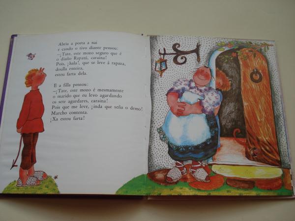 O demo Rapatú (Versión galega de Xohana Torres)